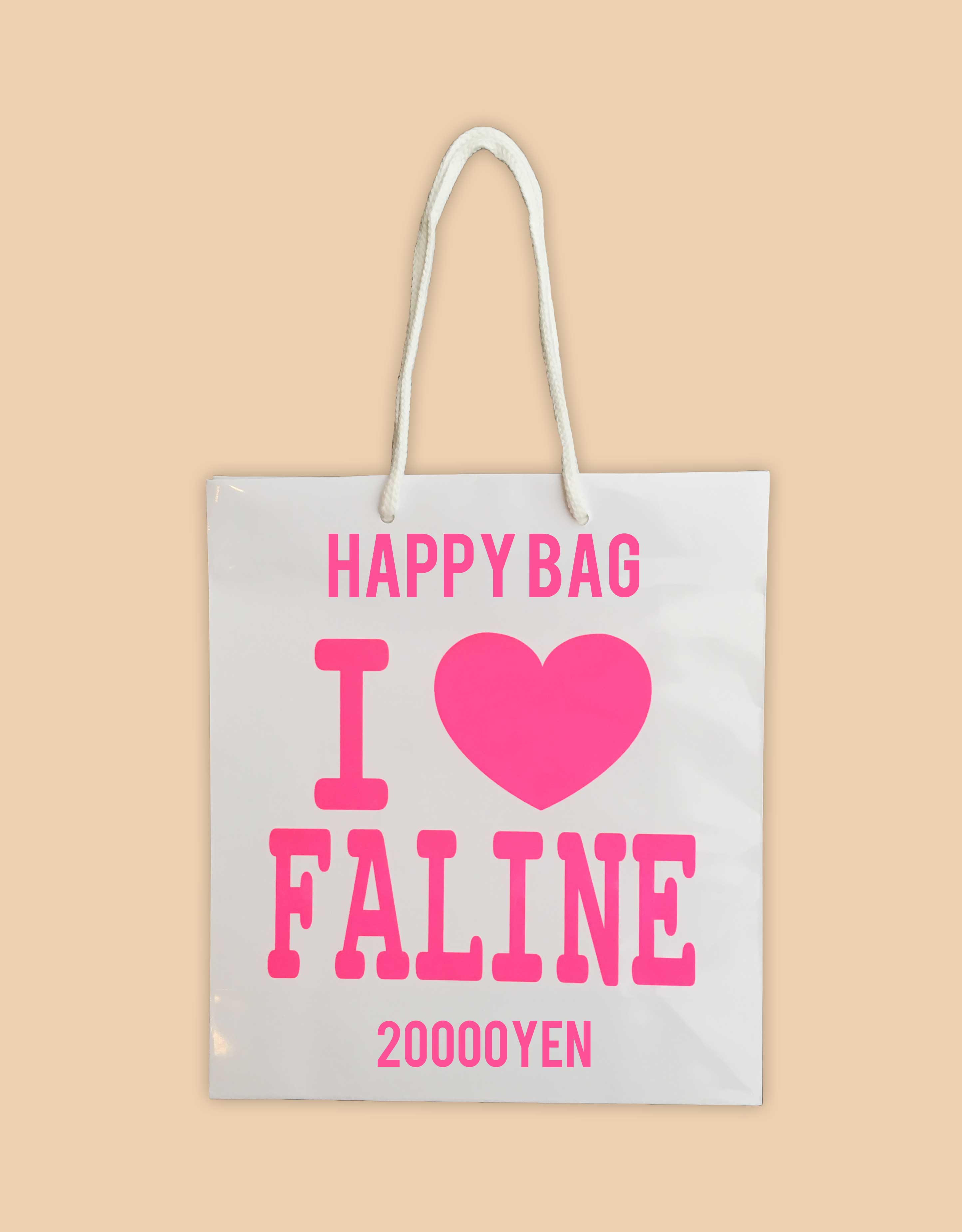 Happy Bag 2017 (20000yen)