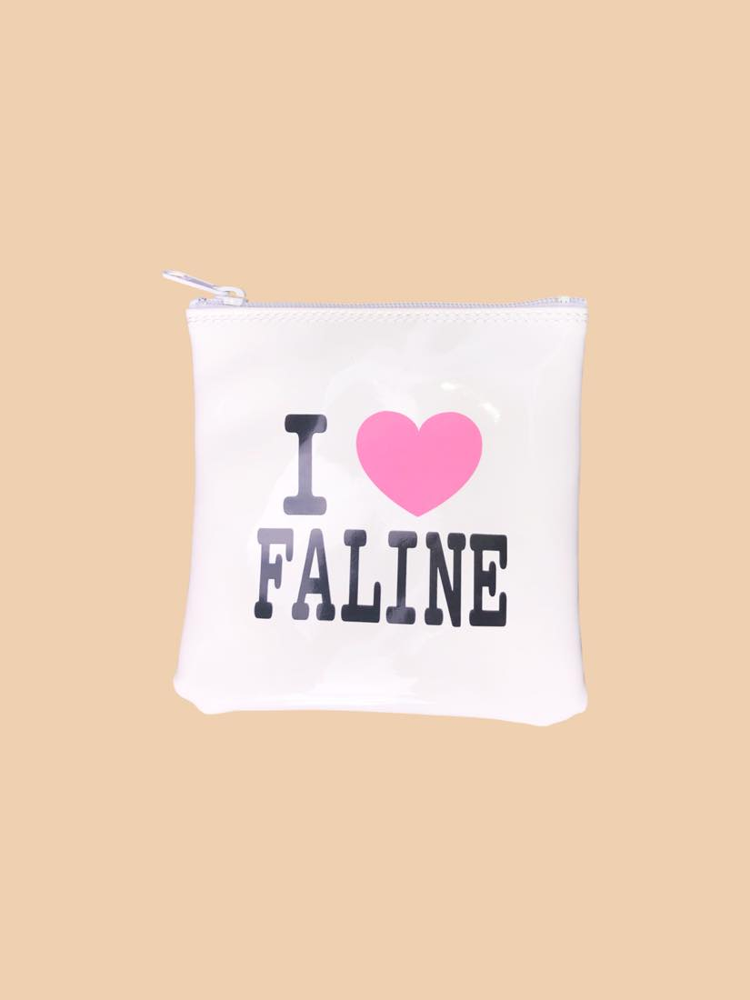 I LOVE FALINE MINI BAG